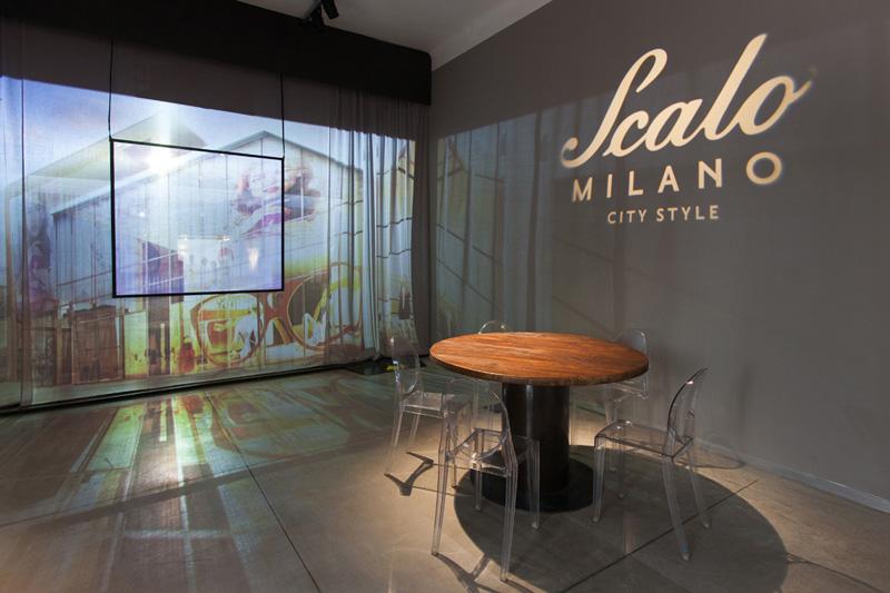 Showroom Hogan Milano Via Savona