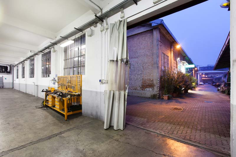 Location ponti via tortona 31 milano space makers for Tortona milano