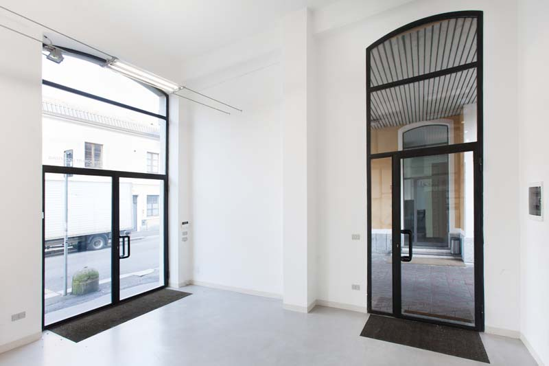 Spazio F - Open space, Showroom, Temporary shop di 140mq in Via Savona 35 | location disallestita 3