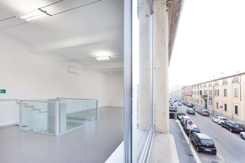 Spazio F - Open space, Showroom, Temporary shop di 140mq in Via Savona 35 | location disallestita 13