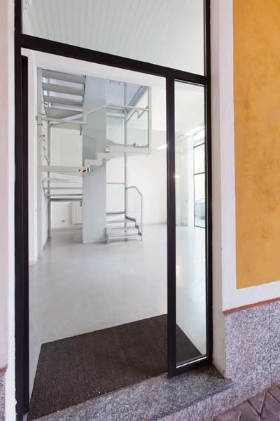 Spazio F - Open space, Showroom, Temporary shop di 140mq in Via Savona 35 | location disallestita 14