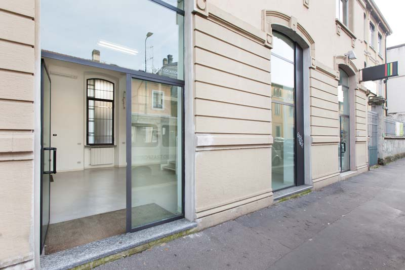 Spazio F - Open space, Showroom, Temporary shop di 140mq in Via Savona 35 | location disallestita 16