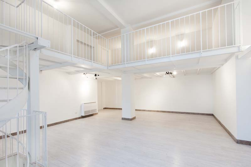 Arcon - Loft, Open space, Showroom di 50mq in Via Tortona 31  | location disallestita 1