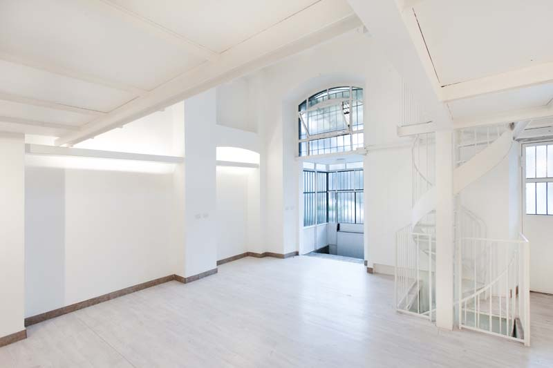 Arcon - Loft, Open space, Showroom di 50mq in Via Tortona 31  | location disallestita 2