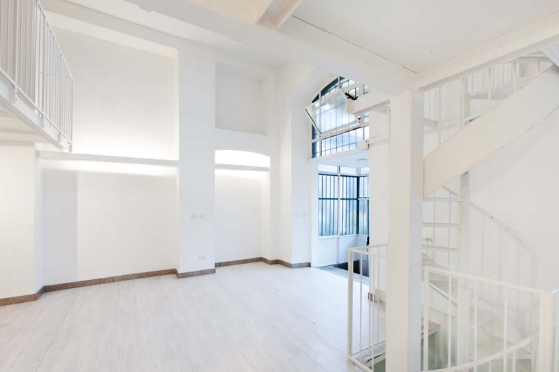 Arcon - Loft, Open space, Showroom di 50mq in Via Tortona 31  | location disallestita 7