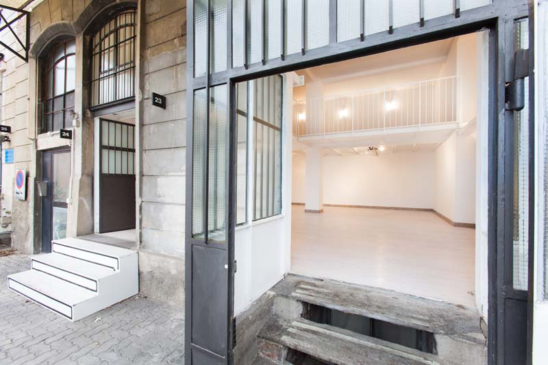 Opificio 31 - Arcon - Loft, Open space, Showroom di 50mq in Via Tortona 31  | location disallestita 8