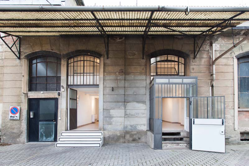 Opificio 31 - Arcon - Loft, Open space, Showroom di 50mq in Via Tortona 31  | location disallestita 9