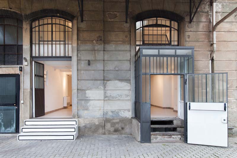 Opificio 31 - Arcon - Loft, Open space, Showroom di 50mq in Via Tortona 31  | location disallestita 3