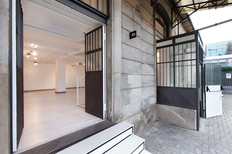 Opificio 31 - Arcon - Loft, Open space, Showroom di 50mq in Via Tortona 31  | location disallestita 4