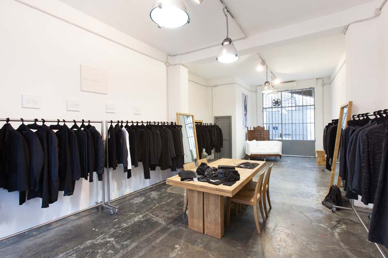 Beside - Laboratorio, Open space, Spazio industriale di 85mq in Via Tortona 20 | location disallestita 1