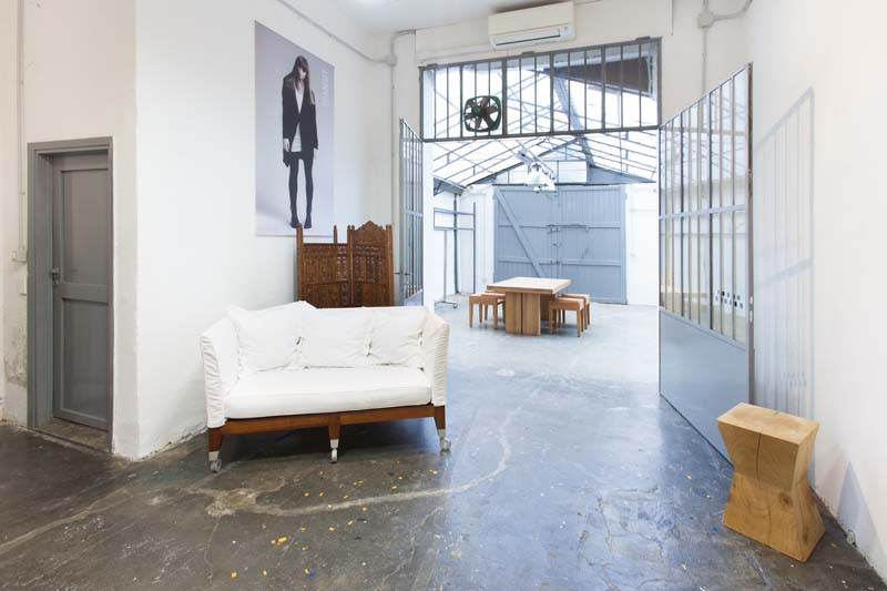 Beside - Laboratorio, Open space, Spazio industriale di 85mq in Via Tortona 20 | location disallestita 4
