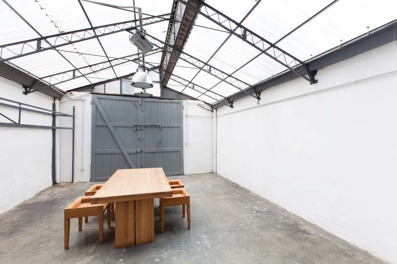 Beside - Laboratorio, Open space, Spazio industriale di 85mq in Via Tortona 20 | location disallestita 2