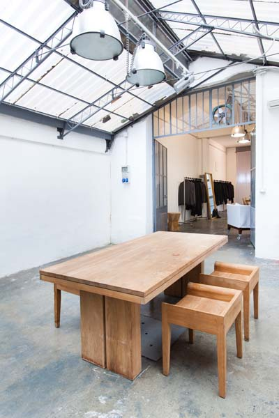 Beside - Laboratorio, Open space, Spazio industriale di 85mq in Via Tortona 20 | location disallestita 5