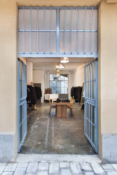 Beside - Laboratorio, Open space, Spazio industriale di 85mq in Via Tortona 20 | location disallestita 7