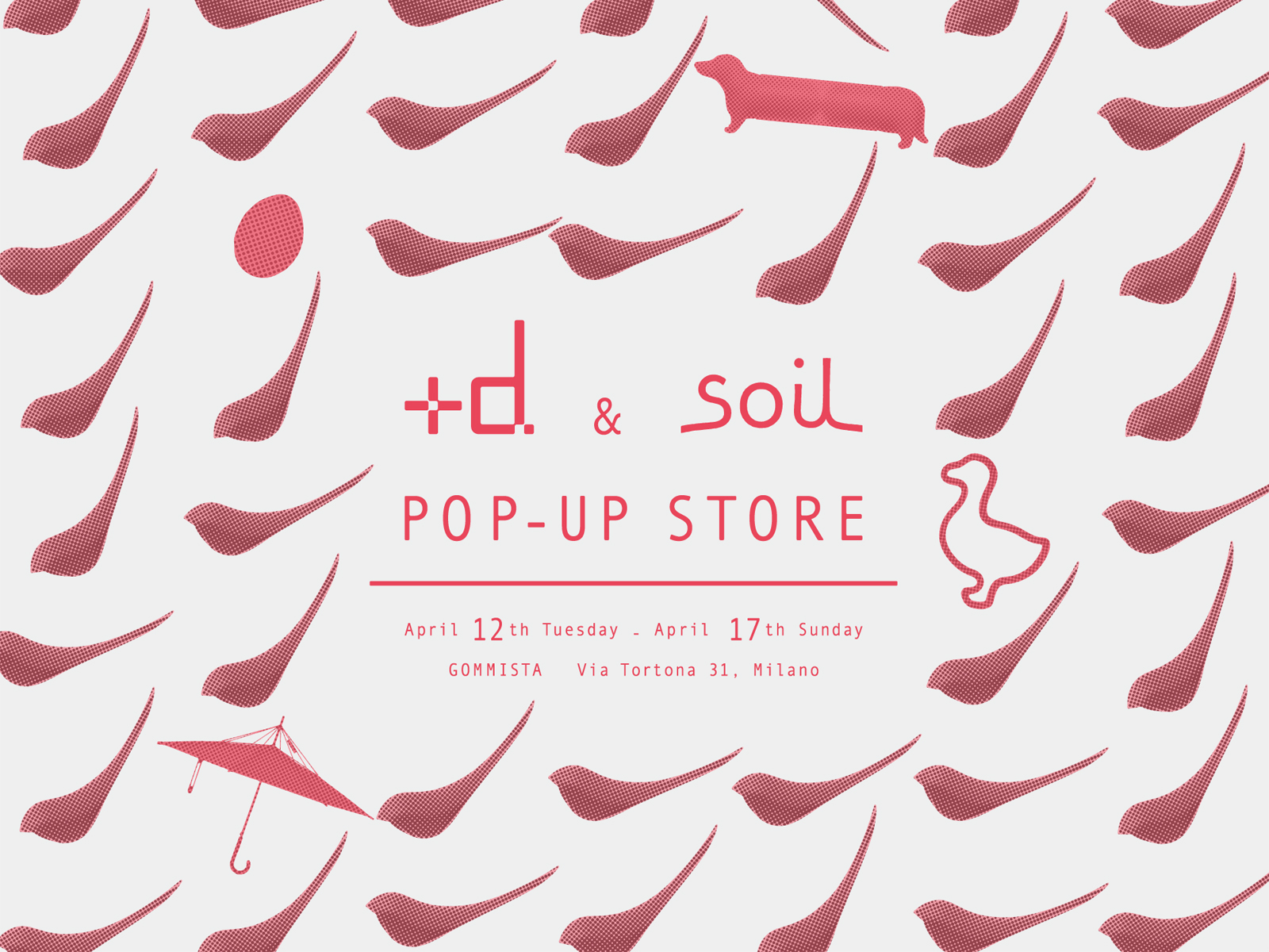 FUORISALONE 2016 - POP-UP STORE