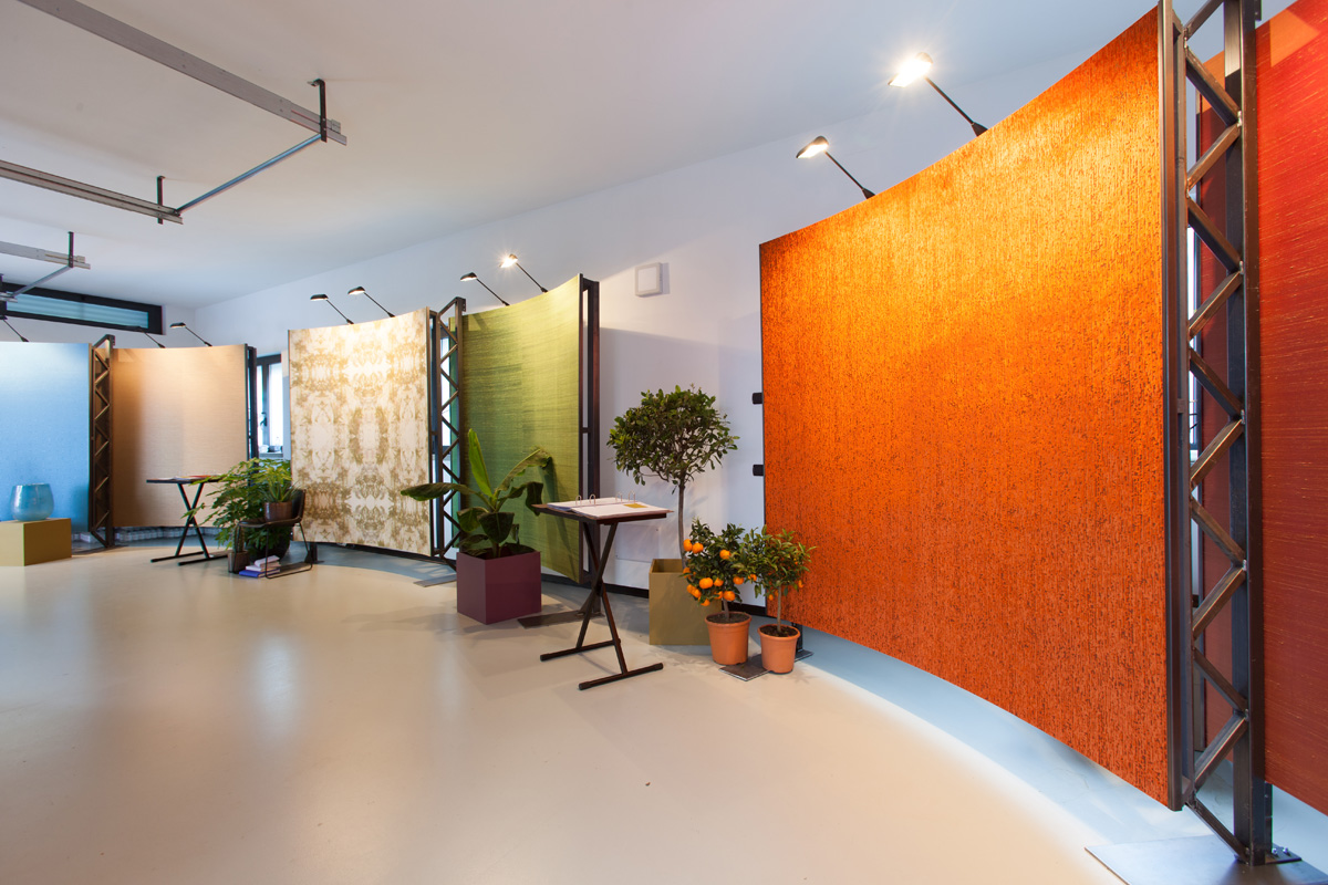 FUORISAONE - 04/16 -Dutch Wall Textile Co. in Via Tortona 31  - 1