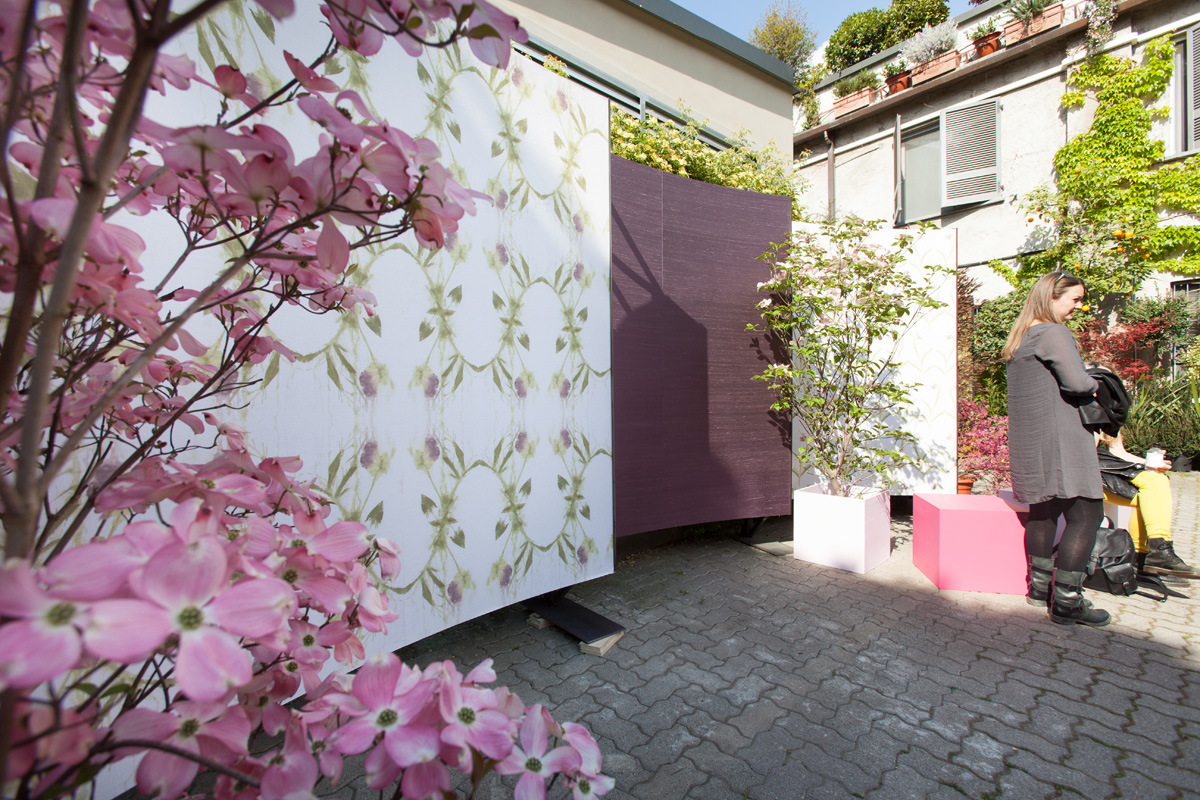 FUORISAONE - 04/16 -Dutch Wall Textile Co. in Via Tortona 31  - 3