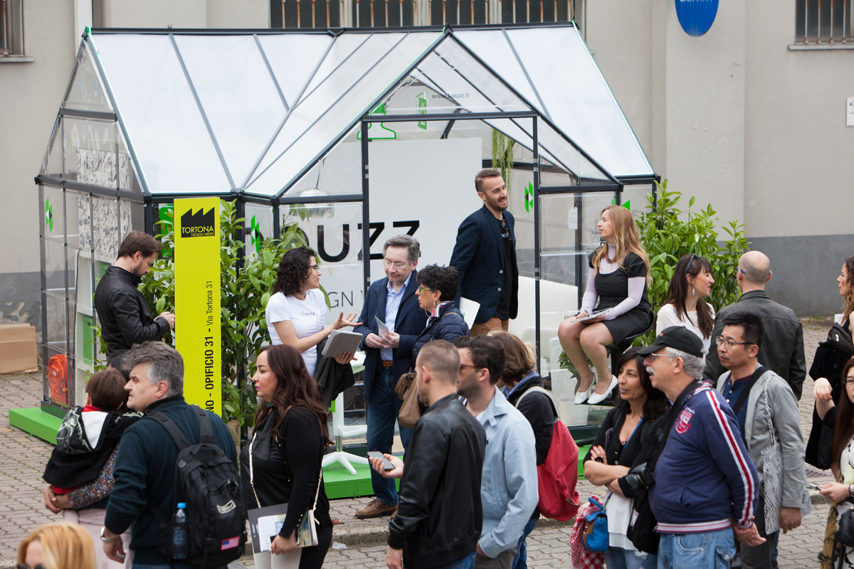 FUORISALONE - 04/16 - Houzz in via Tortona 31 - 3