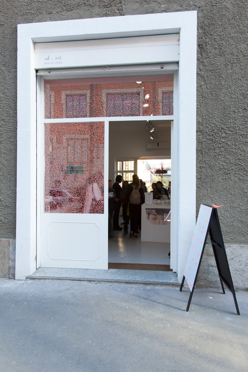 Gommista - Showroom, Spazio industriale, Temporary shop di 50mq in Via Tortona 31  | location allestita 7