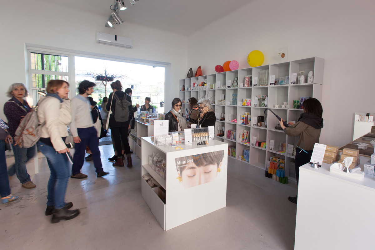 Gommista - Showroom, Spazio industriale, Temporary shop di 50mq in Via Tortona 31  | location allestita 6
