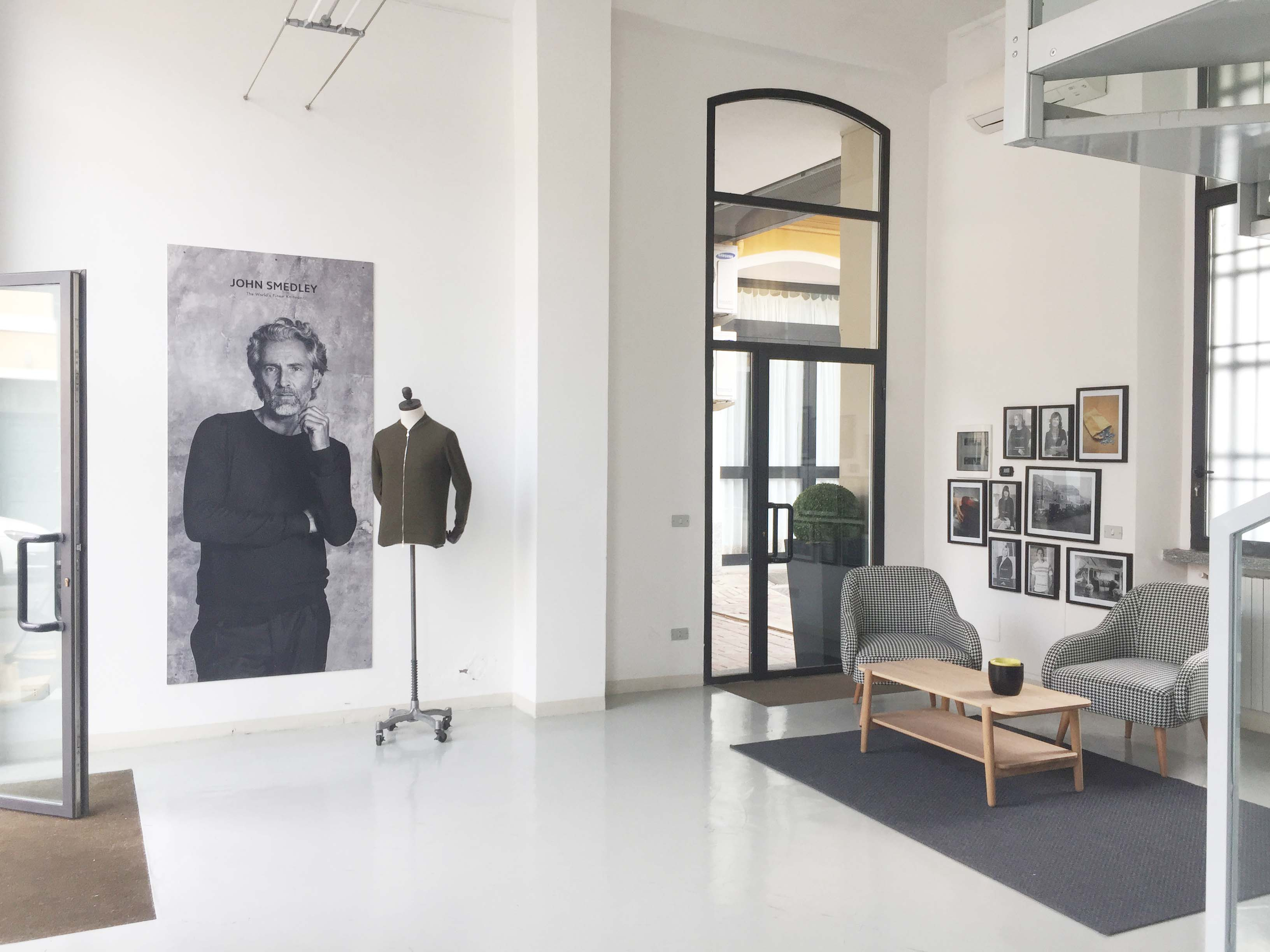 Spazio F - Open space, Showroom, Temporary shop di 140mq in Via Savona 35 | location allestita 9