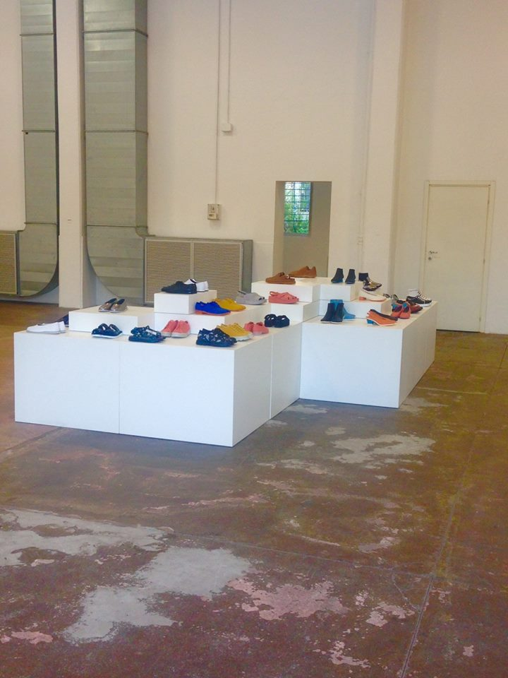 CAMPER - Corporate - Press day in Via Tortona 31  - 3