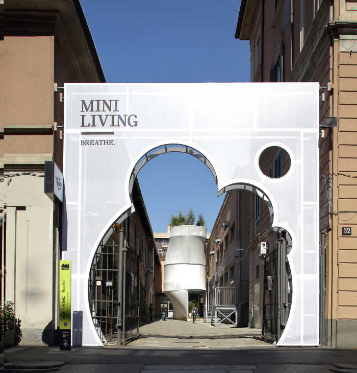 FUORISALONE 2017 - MINI LIVING - Breathe