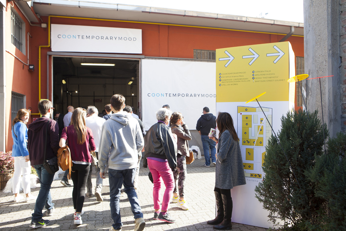 FUORISALONE - 04/17 - Coontemporarymood in Via Tortona 31  - 6