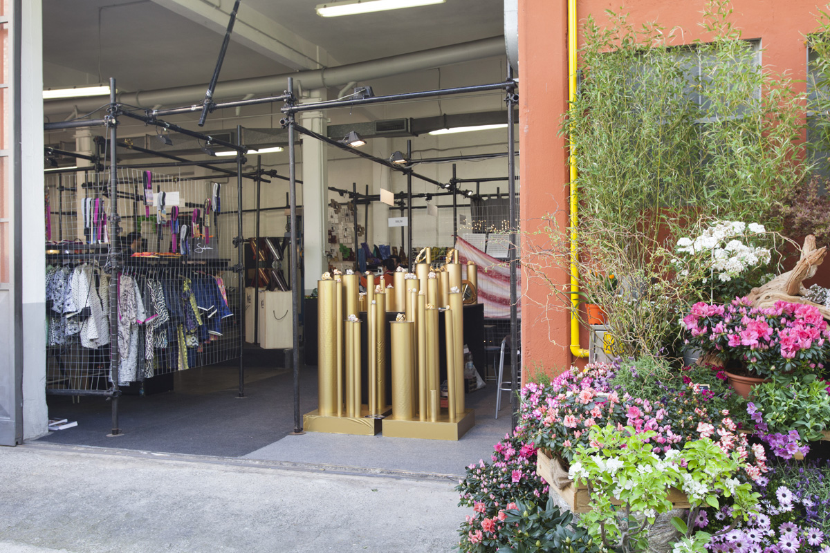 FUORISALONE - 04/17 - Coontemporarymood in Via Tortona 31  - 1