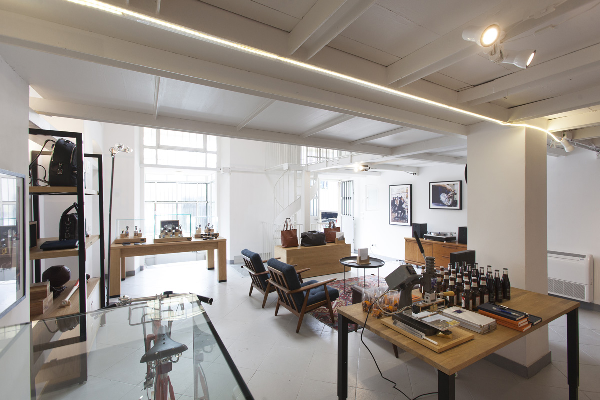Arcon - Loft, Open space, Showroom di 50mq in Via Tortona 31  | location allestita 5