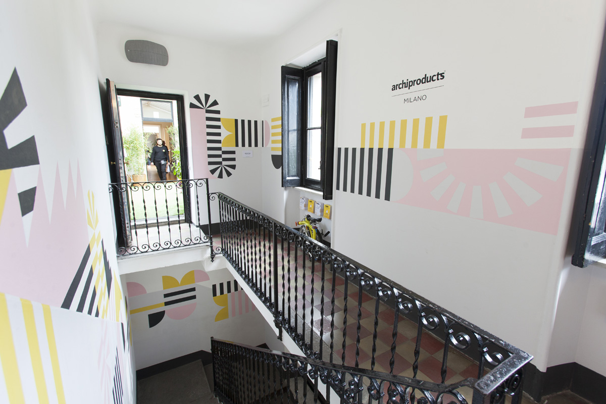 Opificio 31-Loft - Loft, Showroom di 300mq in Via Tortona 31 | location allestita 2
