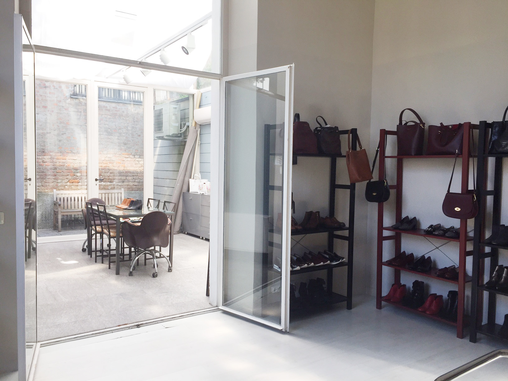 Sgamo showroom - Laboratorio, Showroom, Spazio eventi di 60mq in Via Tortona 31  | location allestita 5
