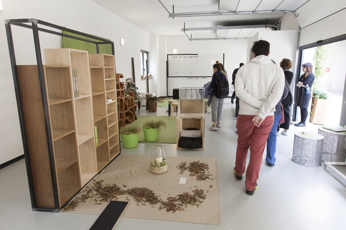 Opificio 31-Fiorditortona - Open space di 70mq in Via Tortona 31 | location allestita 7