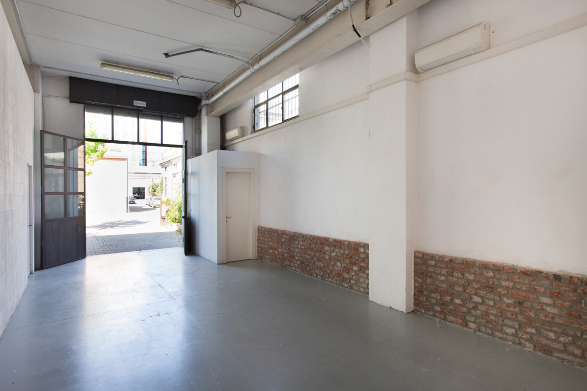 Officina2 - Open space, Spazio industriale di 45mq in Via Tortona 31  | location disallestita 5