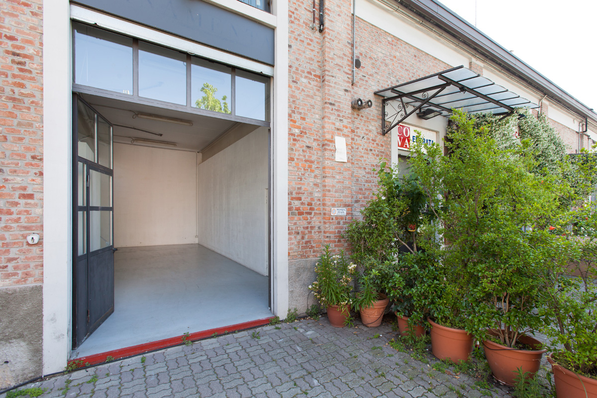 Officina2 - Open space, Spazio industriale di 45mq in Via Tortona 31  | location disallestita 2