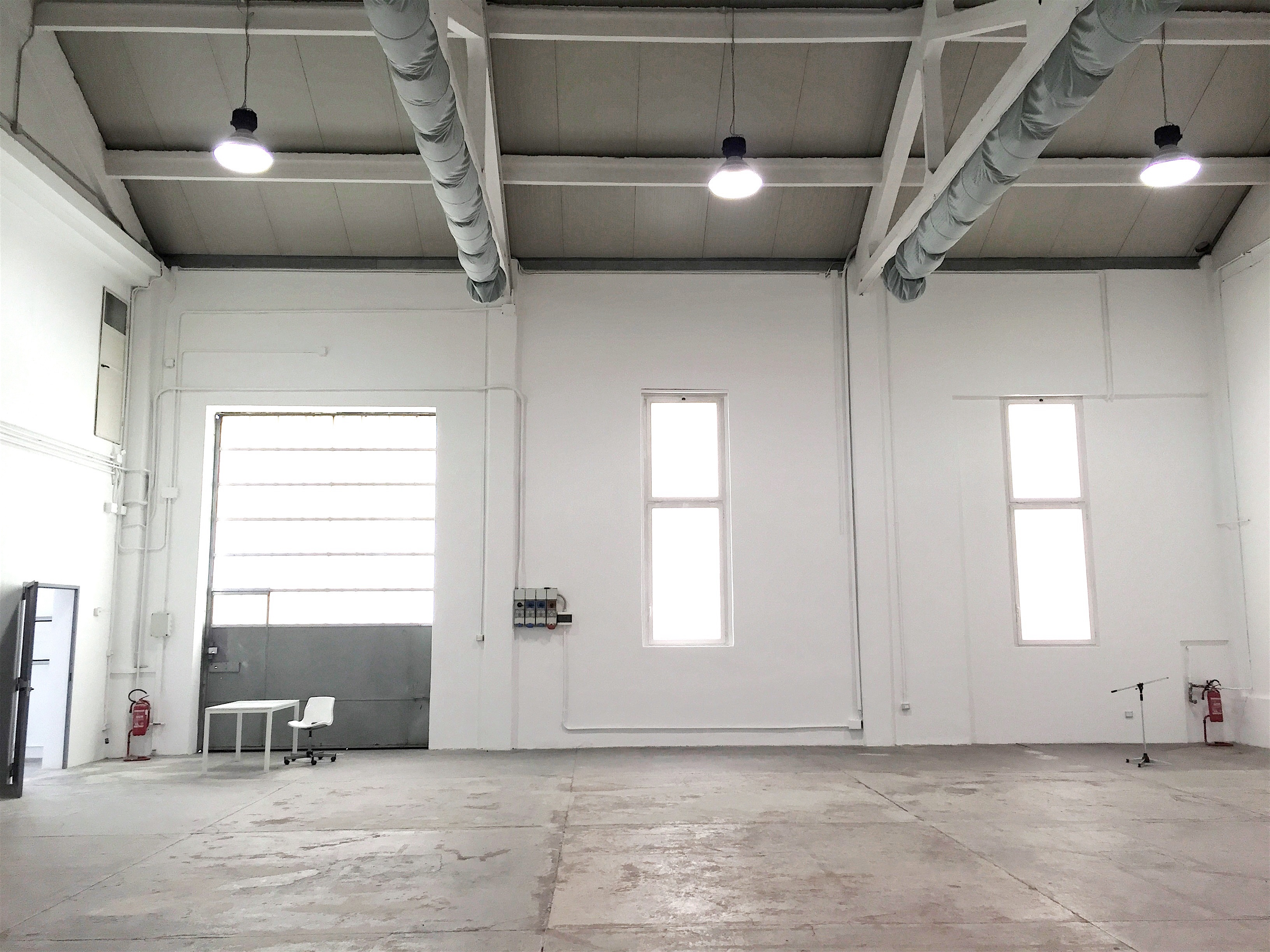Quattrocento  - Open space, Showroom, Spazio eventi, Spazio industriale di 380mq in Via Tortona 31  | location disallestita 6
