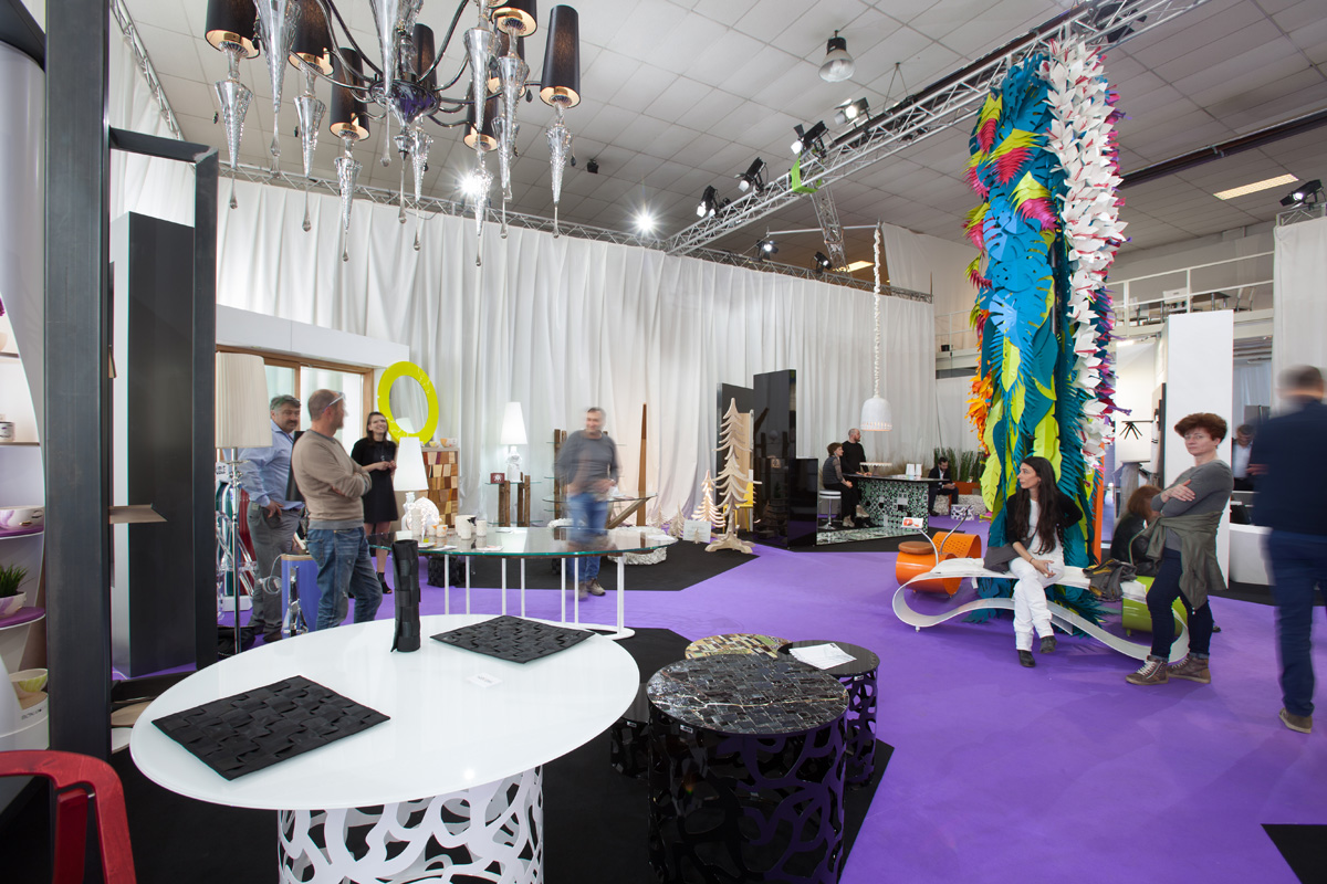 Textile - Open space, Spazio industriale di 275mq in Via Tortona 31 | location allestita 10