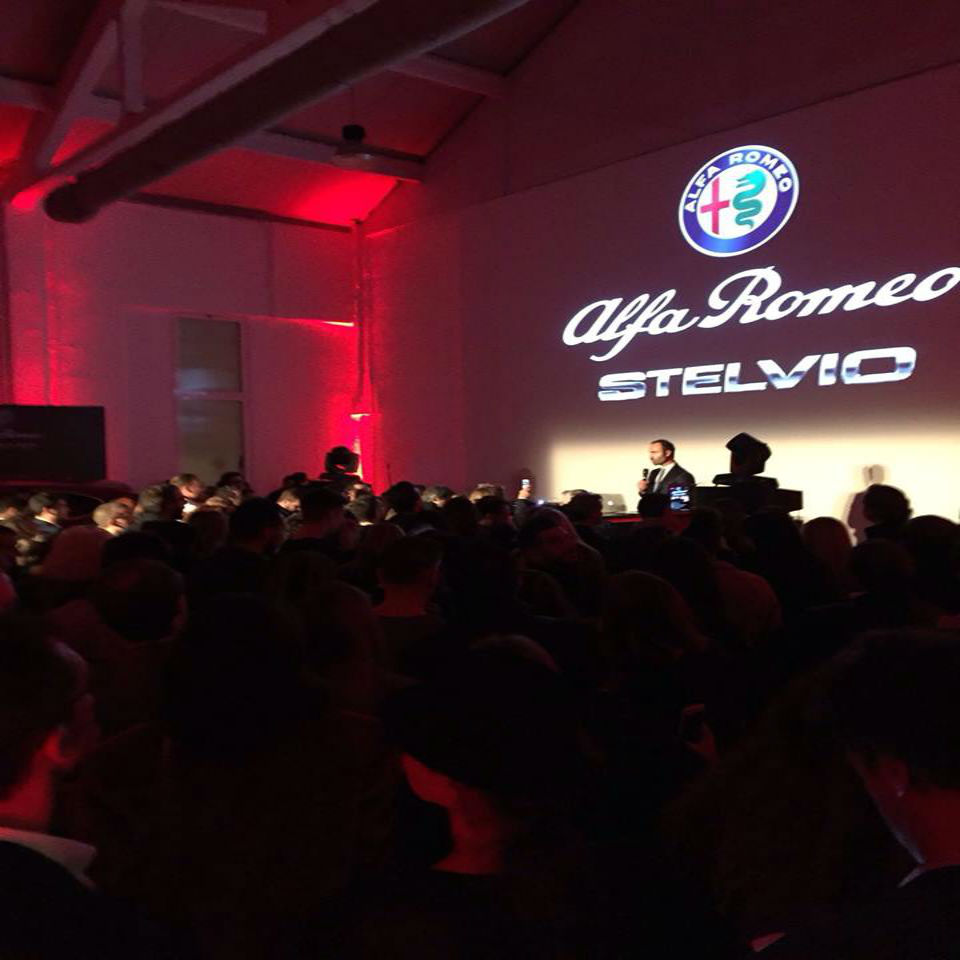 ALFA ROMEO - Corporate event
