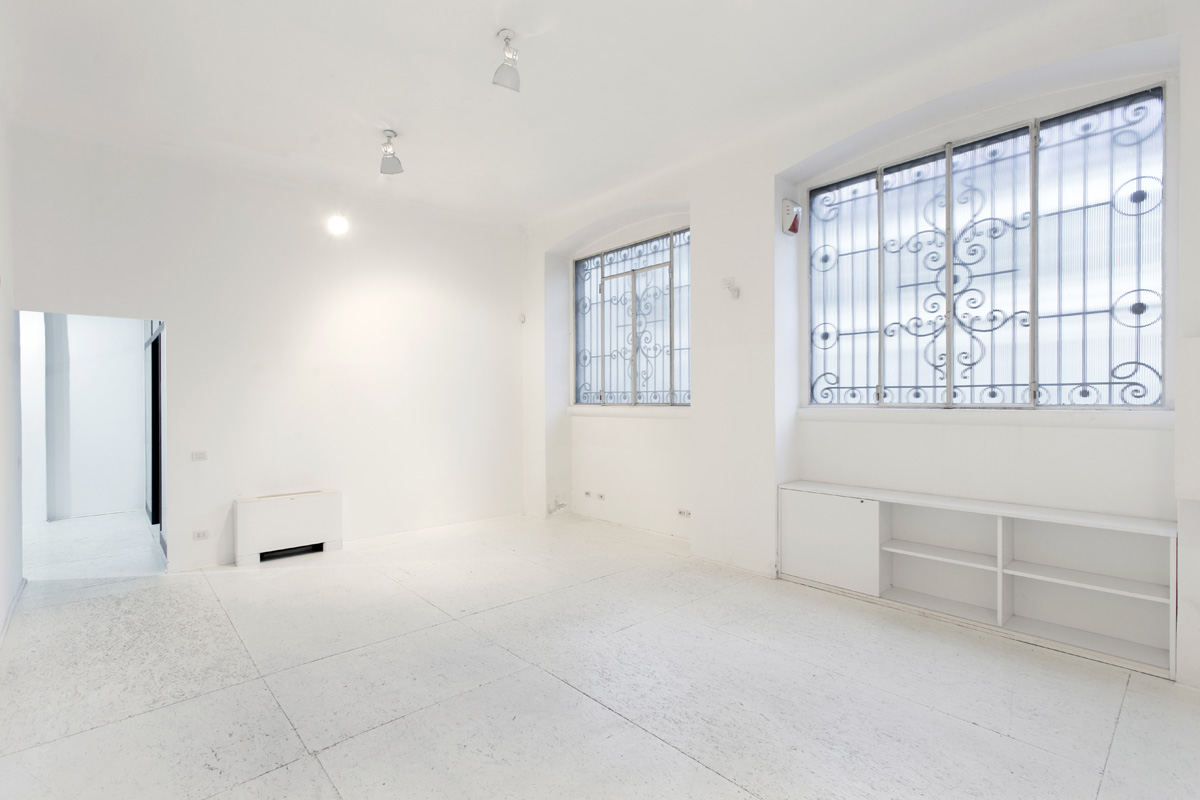 Production - Laboratorio, Open space, Showroom di 210mq in via Savona 53 | location disallestita 10