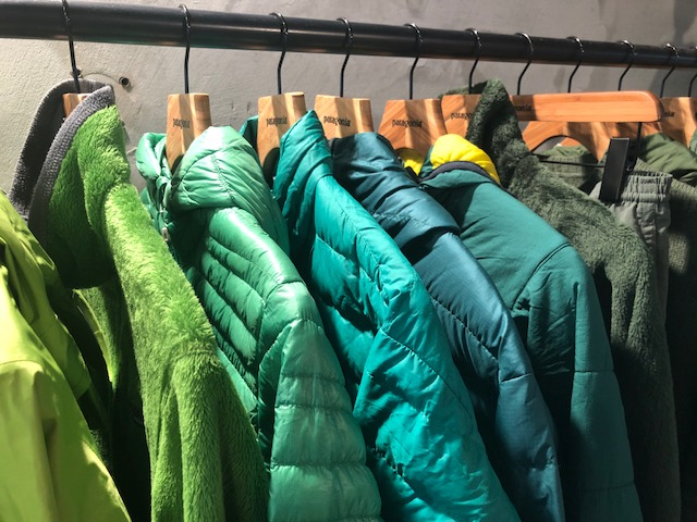 "PATAGONIA - Thrift shop ""Better than new"" in Via Tortona 5 - 3"