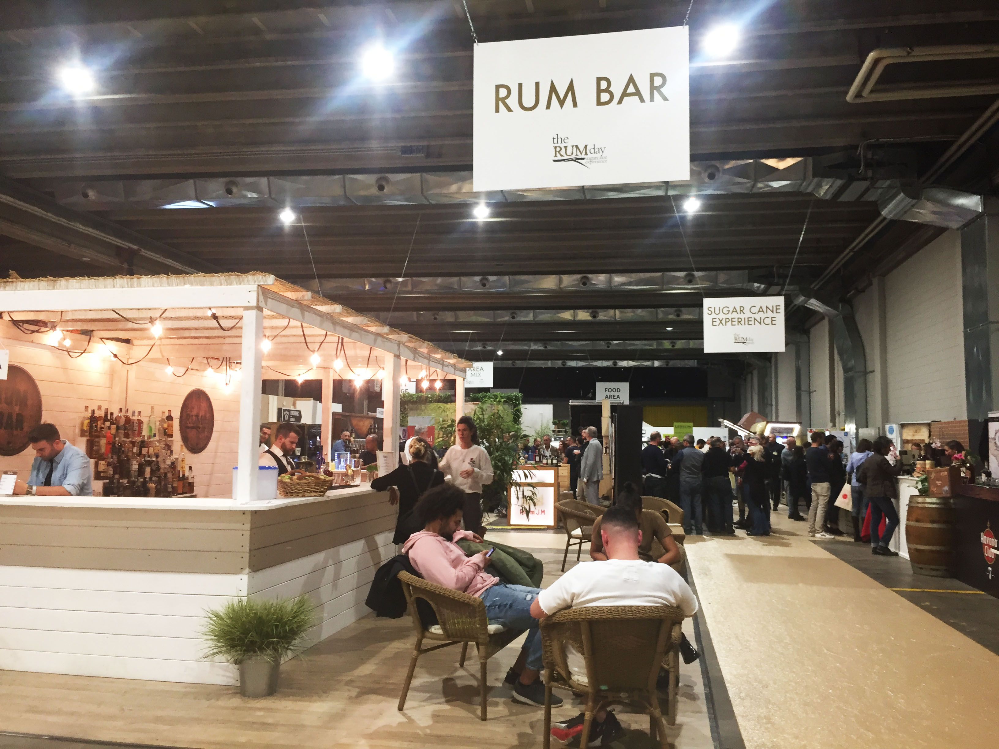The Rum day - The Whisky day  in via Watt - 3