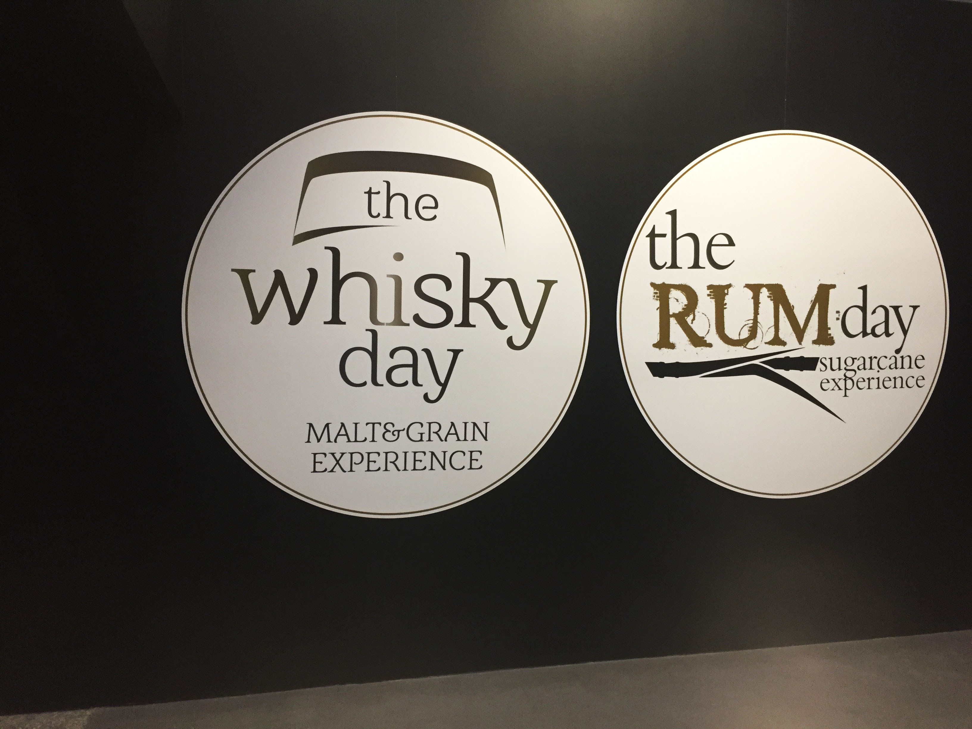 The Rum day - The Whisky day  in via Watt - 12