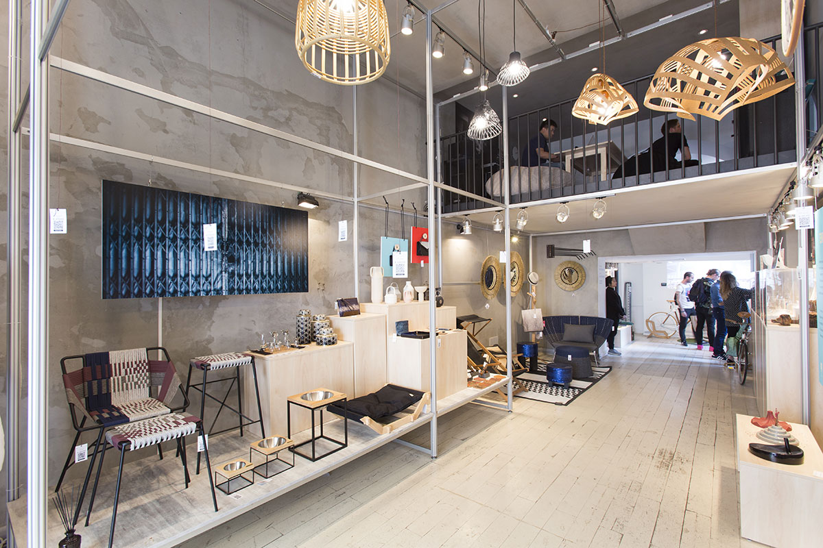 Tortona 5 - Loft, Negozio, Showroom di 50mq in Via Tortona 5 | location allestita 7