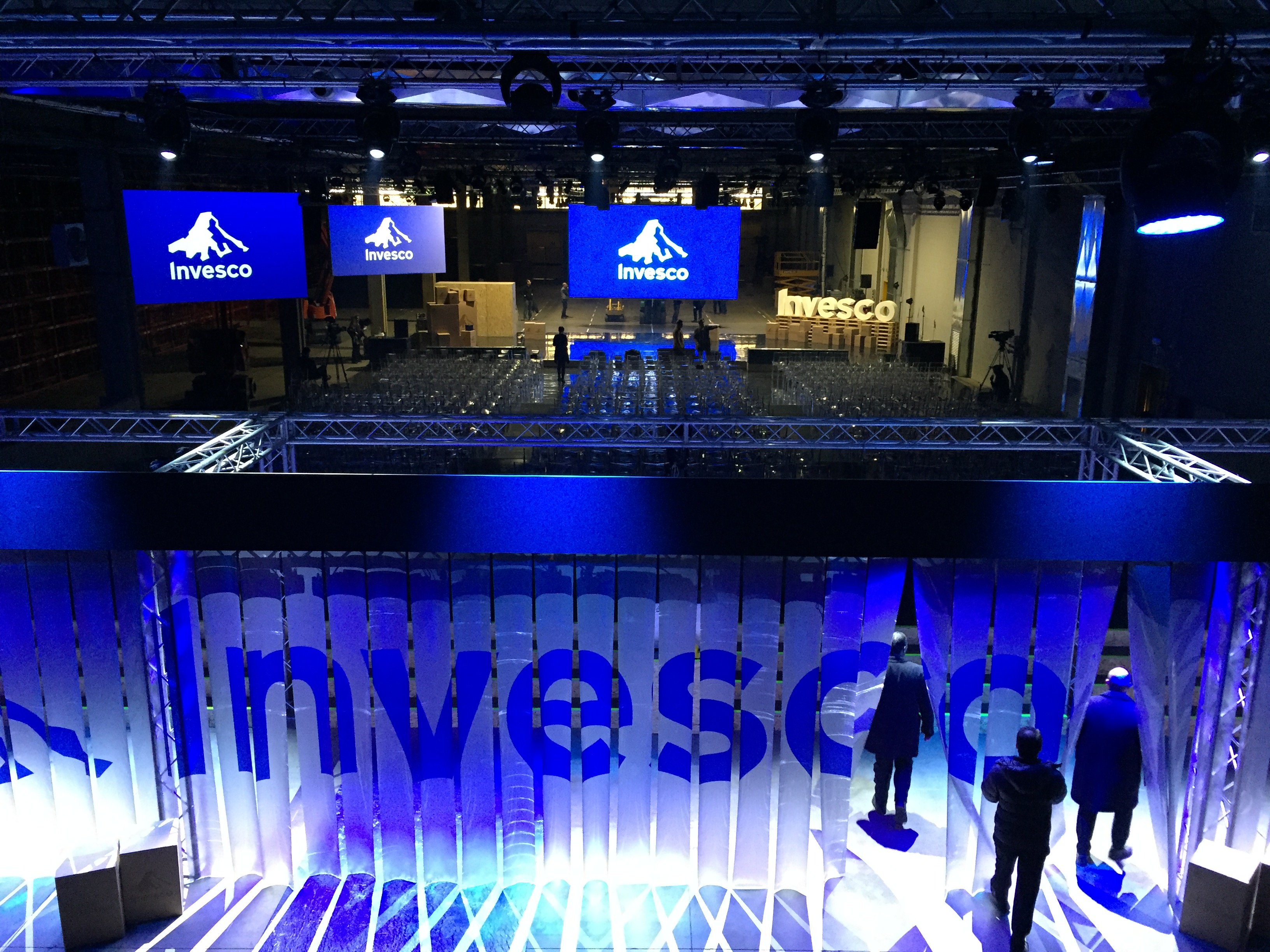 INVESCO - Corporate event          in via Watt - 4