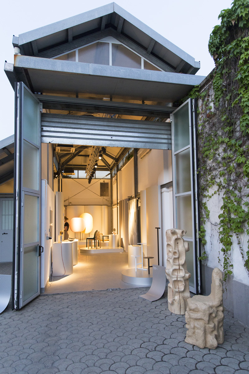 Loftino - Loft, Showroom di 70mq in Via Tortona 31  | location allestita 7