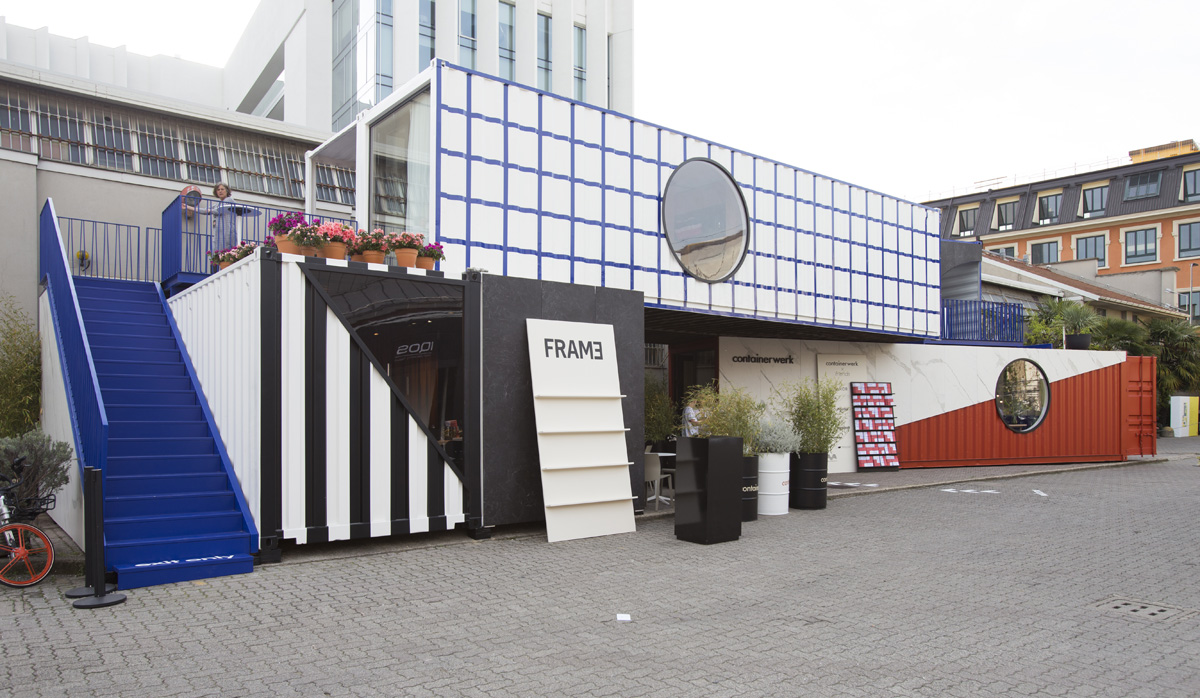 FUORISALONE - 04/18 - CONTAINERWERK in Via Tortona 31  - 5