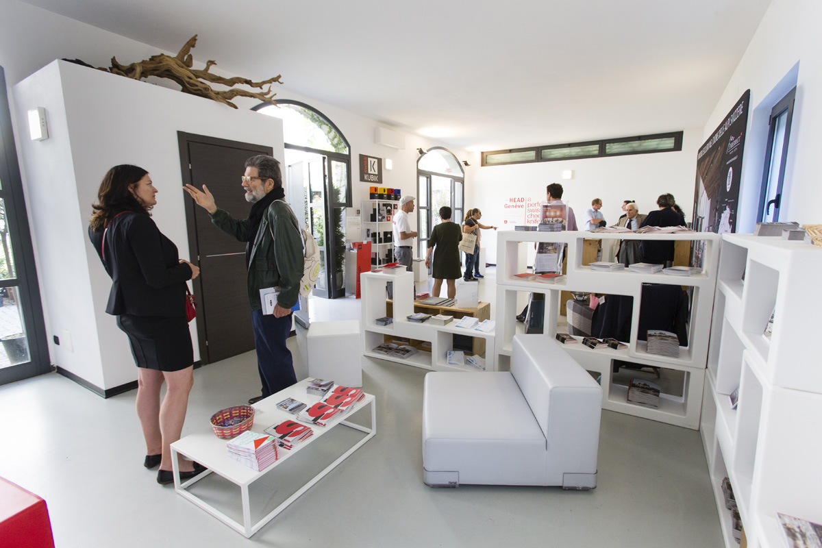 FUORISALONE - 04/18 - SWISS DESIGN DISTRICT in Via Tortona 31  - 5