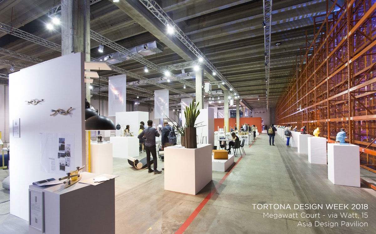 Big venues-Design Week - Open space, Spazio eventi, Spazio industriale di 1200mq in via Tortona  | location allestita 15