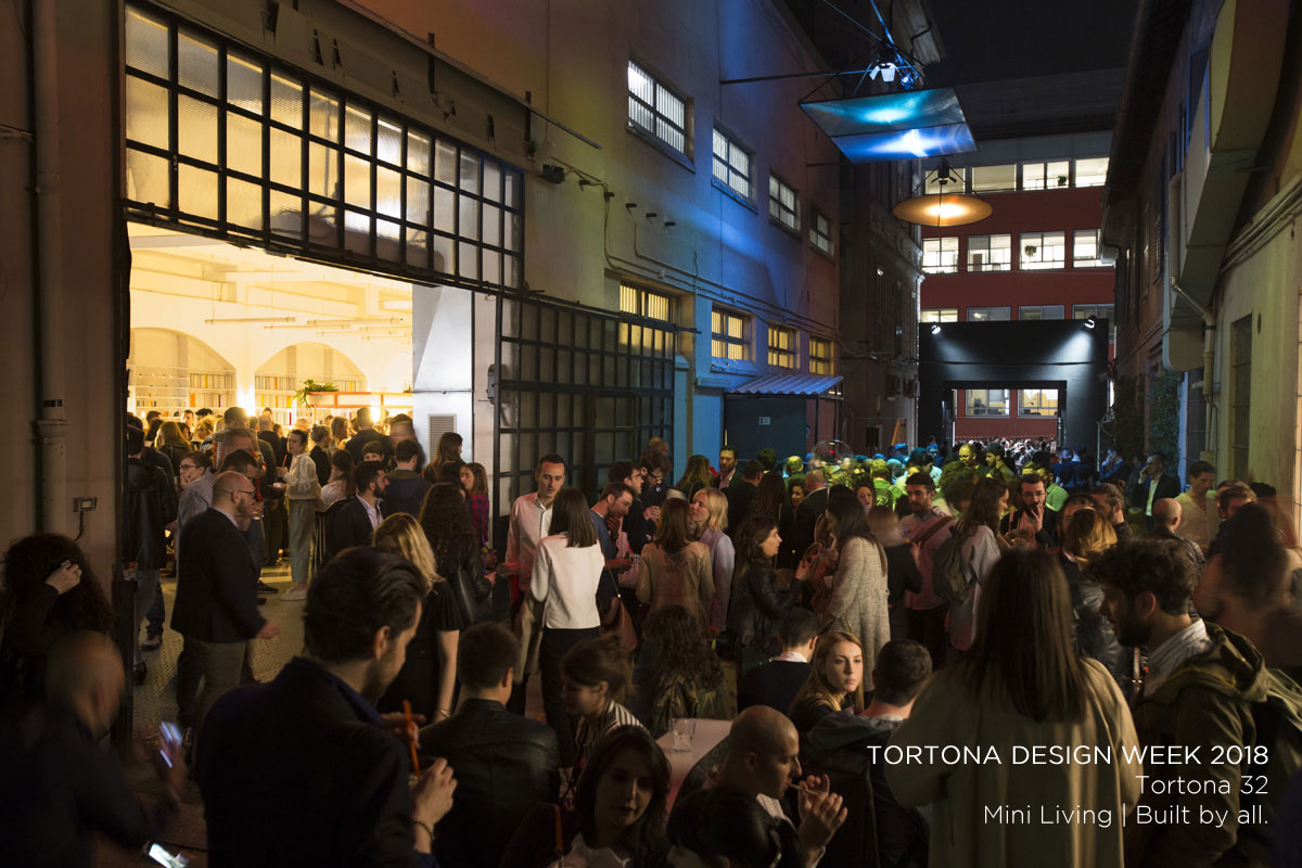 Big venues-Design Week - Open space, Spazio eventi, Spazio industriale di 1200mq in via Tortona  | location allestita 10