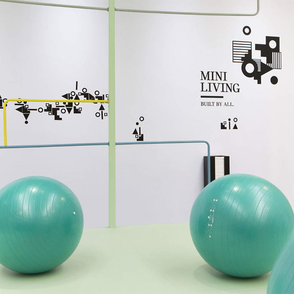 MINI LIVING - Tortona Rocks 2018